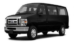 Econoline Van Taxi