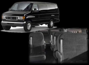 Toronto Airport Taxi Executive Van Services