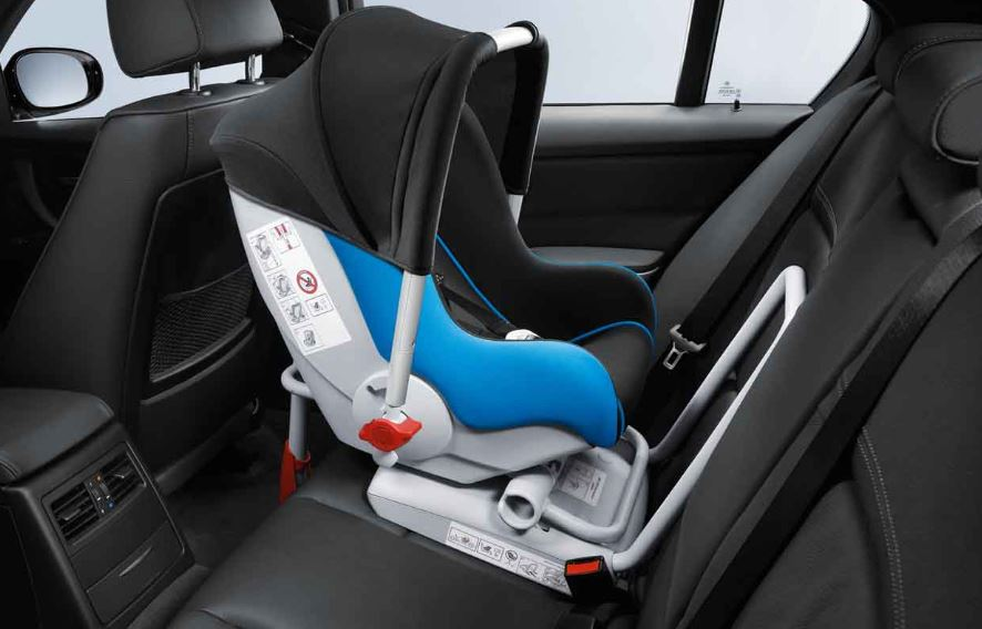 Infant Car Seat Airport Taxi GTA